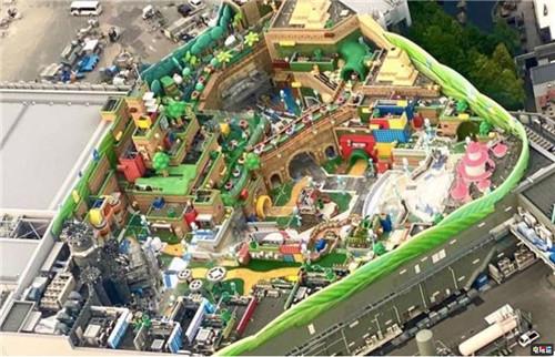 大阪环球影城任天堂园区将推迟至秋季开放 任天堂 大阪环球影城 超级任天堂世界 任天堂SWITCH  第2张