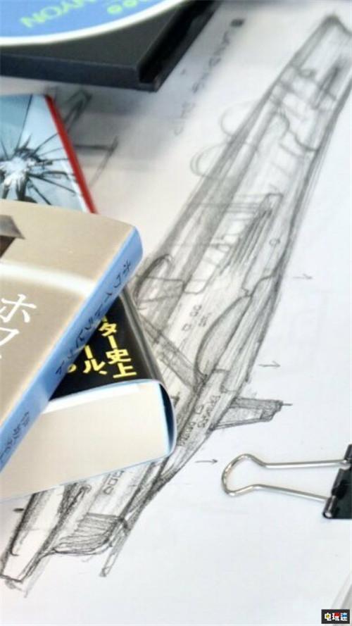 小岛秀夫推特展示居家工作 草稿或暗示《死亡搁浅》新作 电玩迷资讯 第4张