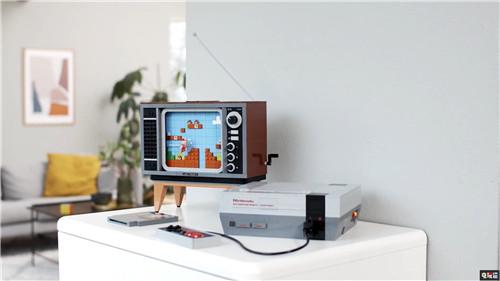 乐高联合任天堂推出NES乐高积木 画面可动真能玩 红白机 NES 乐高 任天堂 任天堂SWITCH  第1张