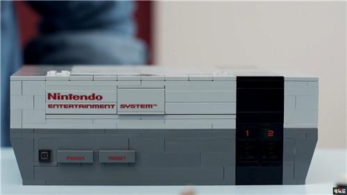 乐高联合任天堂推出NES乐高积木 画面可动真能玩 红白机 NES 乐高 任天堂 任天堂SWITCH  第3张