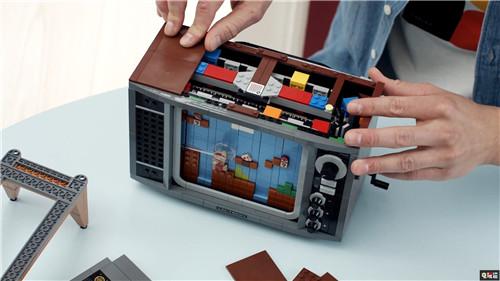 乐高联合任天堂推出NES乐高积木 画面可动真能玩 红白机 NES 乐高 任天堂 任天堂SWITCH  第7张