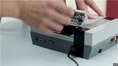 乐高联合任天堂推出NES乐高积木 画面可动真能玩 红白机 NES 乐高 任天堂 任天堂SWITCH  第8张