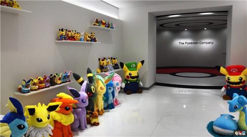 宝可梦官方成立全资宝可梦(上海)玩具子公司  任天堂SWITCH  第1张