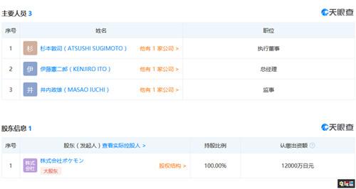 宝可梦官方成立全资宝可梦(上海)玩具子公司  任天堂SWITCH  第3张