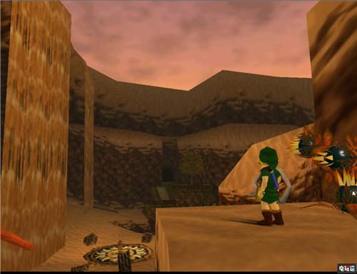 国外MOD作者推出《时之笛》改版《塞尔达传说:失踪的林克》 N64 塞尔达传说:梅祖拉的假面 失踪的林克 塞尔达传说:时之笛 任天堂SWITCH  第2张