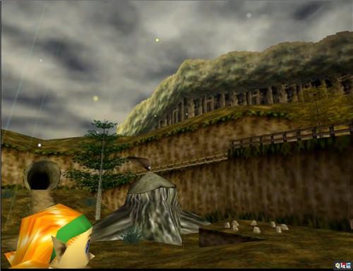 国外MOD作者推出《时之笛》改版《塞尔达传说:失踪的林克》 N64 塞尔达传说:梅祖拉的假面 失踪的林克 塞尔达传说:时之笛 任天堂SWITCH  第6张