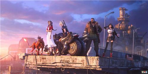 《最终幻想7重制版》第一章全球销量突破500万 SE 史克威尔艾尼克斯 FF7 最终幻想7重制版 索尼PS  第1张
