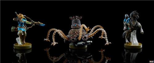 《怪物猎人:崛起》Amiibo售价泄露 高于普通水平 Switch Amiibo 怪物猎人:崛起 任天堂SWITCH  第3张