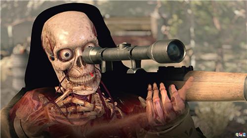 《狙击精英4》追加PS4中文版 特典追加任务与外观 中文版 PS4 狙击精英4 索尼PS  第3张