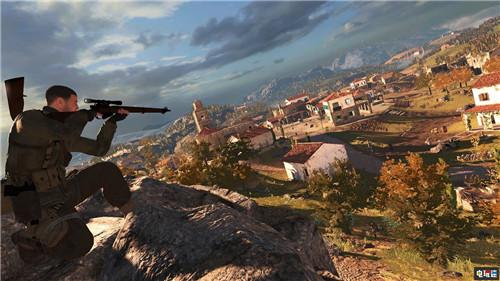 《狙击精英4》追加PS4中文版 特典追加任务与外观 中文版 PS4 狙击精英4 索尼PS  第4张