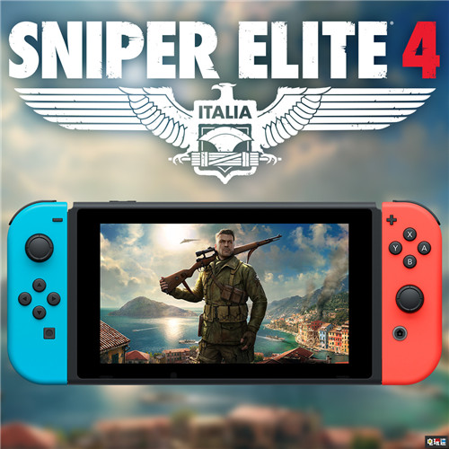《狙击精英4》Switch版将于11月17日发售 FPS Switch 狙击精英4 任天堂SWITCH  第1张