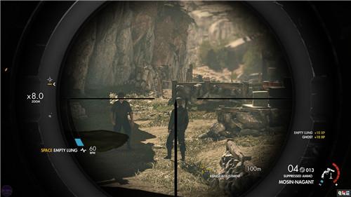 《狙击精英4》Switch版将于11月17日发售 FPS Switch 狙击精英4 任天堂SWITCH  第2张