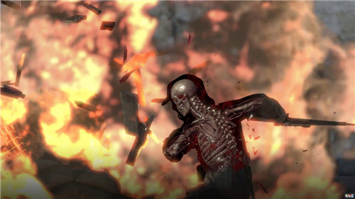 《狙击精英4》Switch版将于11月17日发售 FPS Switch 狙击精英4 任天堂SWITCH  第4张