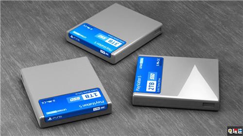传沃尔玛泄露PS5 500GB扩展卡售价155美元 SSD 索尼 PS5 索尼PS  第1张