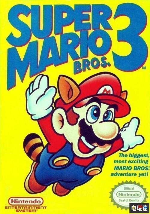 《超级马里奥兄弟3》初版原装卡带拍出15.6万高价 破纪录 任天堂 NES 超级马里奥兄弟3 任天堂SWITCH  第2张