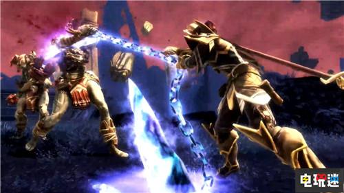 《阿玛拉王国:惩罚》重制版3月16日登陆NS THQ Switch 阿玛拉王国:惩罚 重制版 任天堂SWITCH  第1张