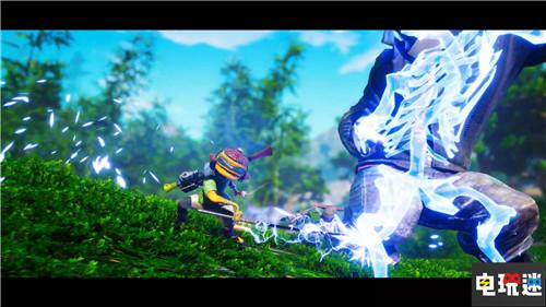 《生化变种》公开战斗预告 功夫小动物硬核打架 游戏预告 Experiment 101 THQ Nordic 动作游戏 生化变种 电玩迷资讯  第4张