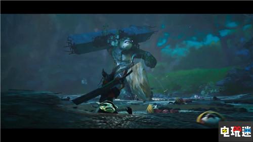 《生化变种》公开战斗预告 功夫小动物硬核打架 游戏预告 Experiment 101 THQ Nordic 动作游戏 生化变种 电玩迷资讯  第7张
