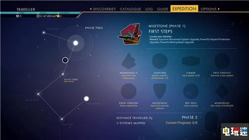 """《无人深空》""""远征""""更新上线 更新HUD与赛季玩法 单机联机 赛季玩法 远征更新 无人深空 电玩迷资讯  第2张"""