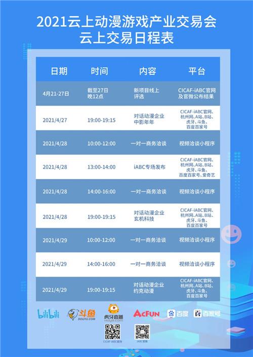 云上交易|拓展产业新玩法! 云上动漫游戏产业交易会 漫展 杭州 中国国际动漫节 VR及其它  第8张