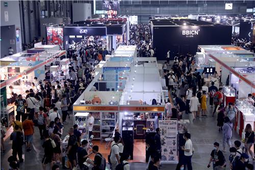 Wonder Festival 2021上海[Shanghai]和您相聚端午假期! 海洋堂 模玩 Wonder Festival 2021上海 WF2021 VR及其它  第4张