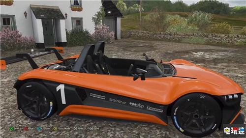 《极限竞速 地平线4》没新车更新了 官方全力投入《地平线5》开发 PC XboxOne XSX 微软 极限竞速:地平线5 极限竞速:地平线4 微软XBOX  第3张