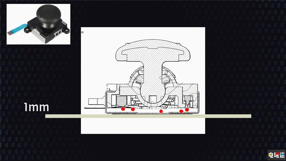 任天堂悄悄为天剑主题Joy Con摇杆加垫片 或为解决手柄漂移 天空之剑 塞尔达传说 御天之剑 漂移 手柄 Joy Con 任天堂 任天堂SWITCH  第2张
