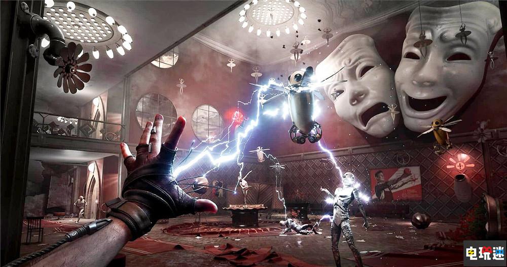 《原子之心》开发进入最后冲刺 游戏将有双结局 PC PS5 XSX XboxOne PS4 FPS 双结局 原子之心 电玩迷资讯  第2张