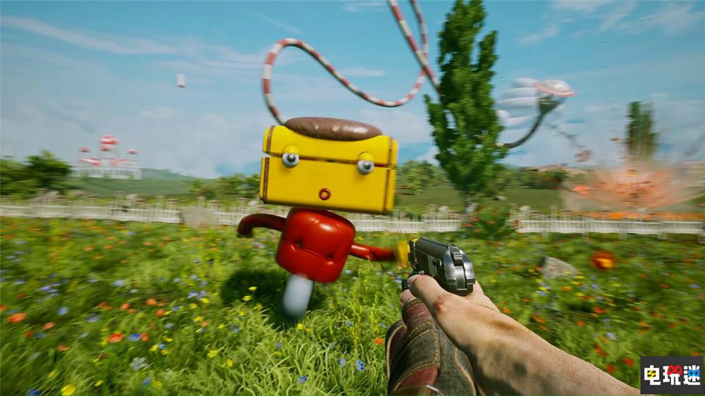 《原子之心》开发进入最后冲刺 游戏将有双结局 PC PS5 XSX XboxOne PS4 FPS 双结局 原子之心 电玩迷资讯  第3张