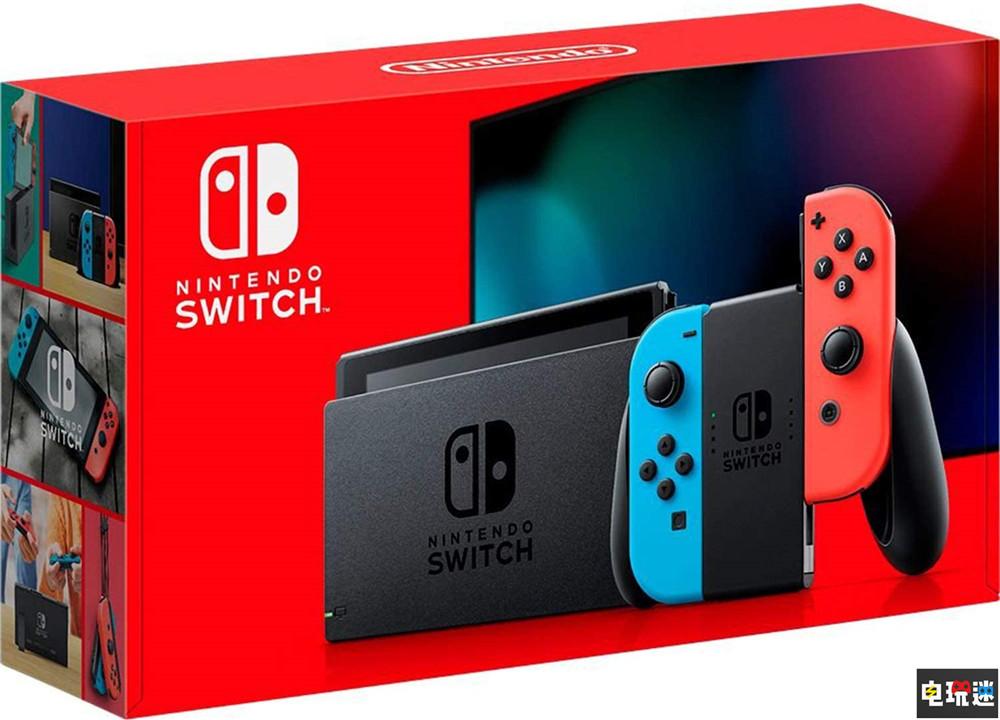任天堂欧洲宣布旧型号Switch降价20英镑 掌机 游戏主机 Switch OLED Switch 任天堂 任天堂SWITCH  第1张